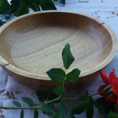 Ciotola in legno d'acacia