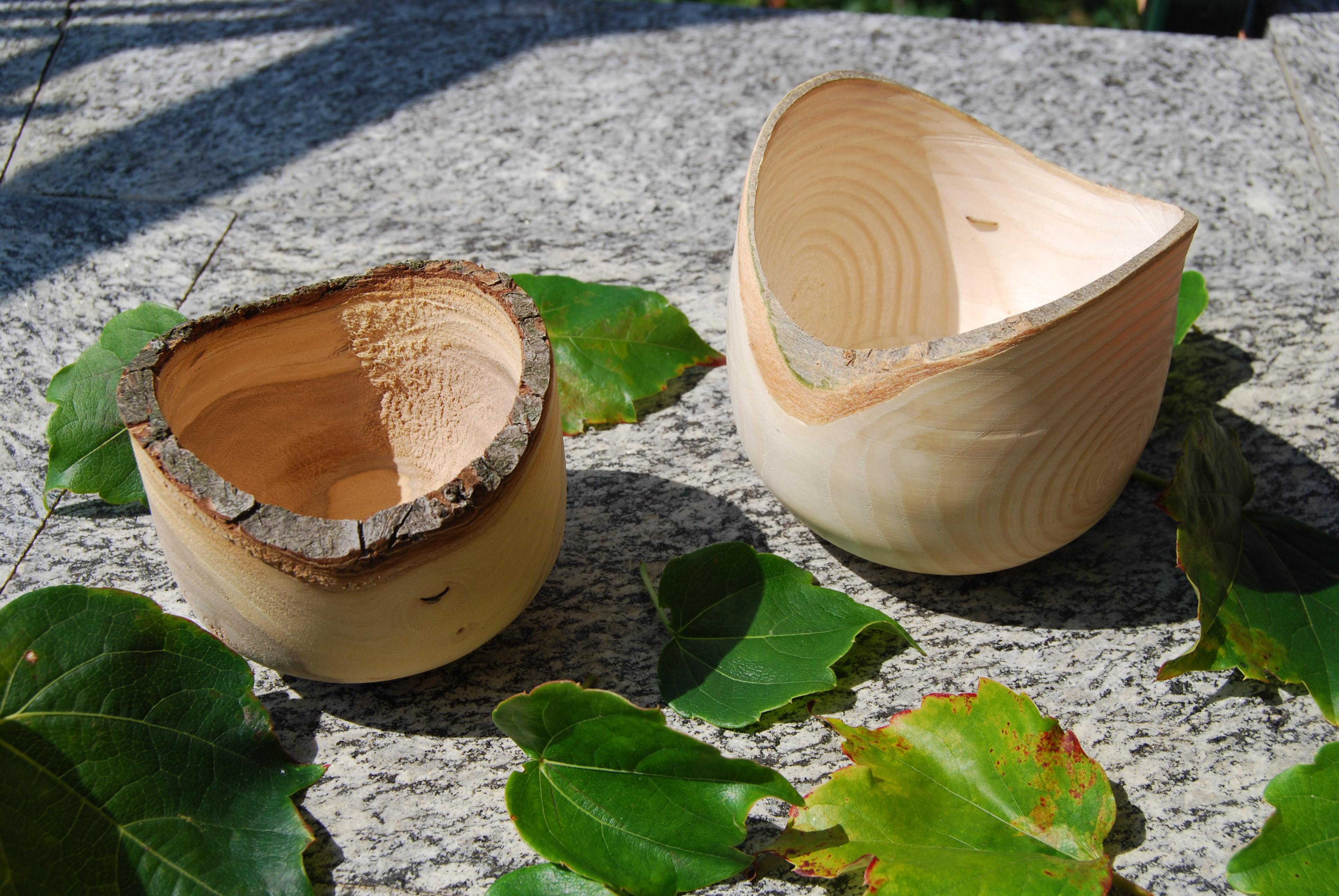 Ciotole legno