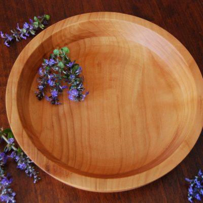 Ciotola in legno di ciliegio