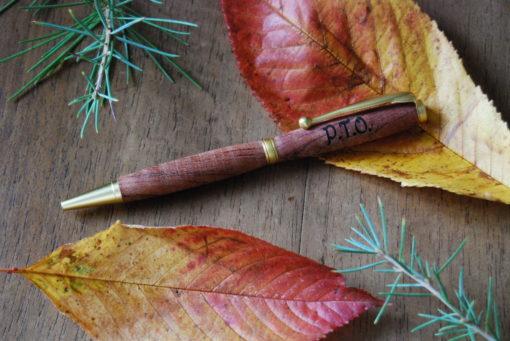 Penna il legno di palissandro