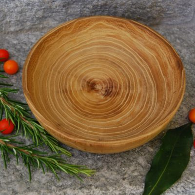 Ciotola in legno di frassino