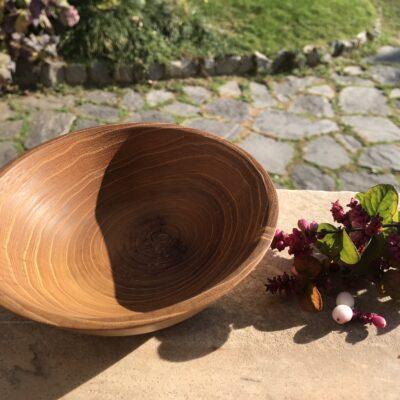 Ciotola in legno di acacia
